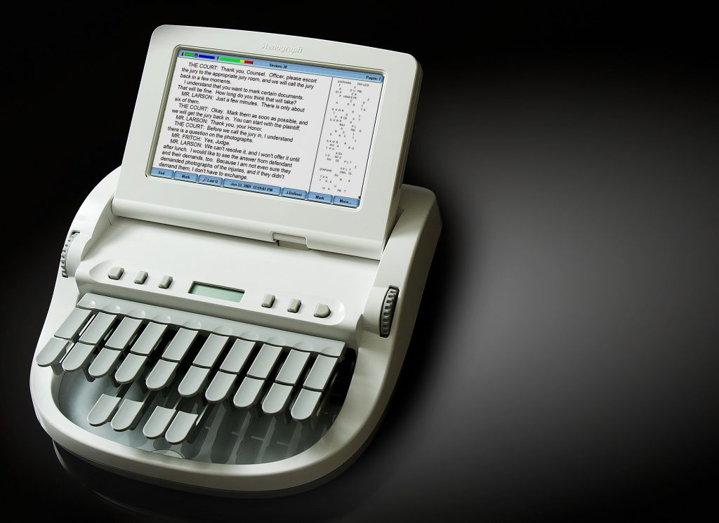 steno writer product photo